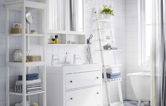 IKEA banyo tasarım fikirleri