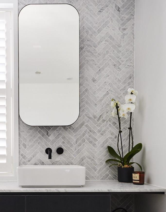 50 Beautiful bathroom tile ideas - small bathroom, ensuite ... on Bathroom Tile Design Ideas  id=47591