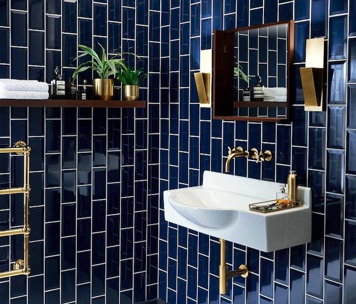 50 Beautiful bathroom tile ideas - small bathroom, ensuite ... on Bathroom Tile Pattern Design  id=26247