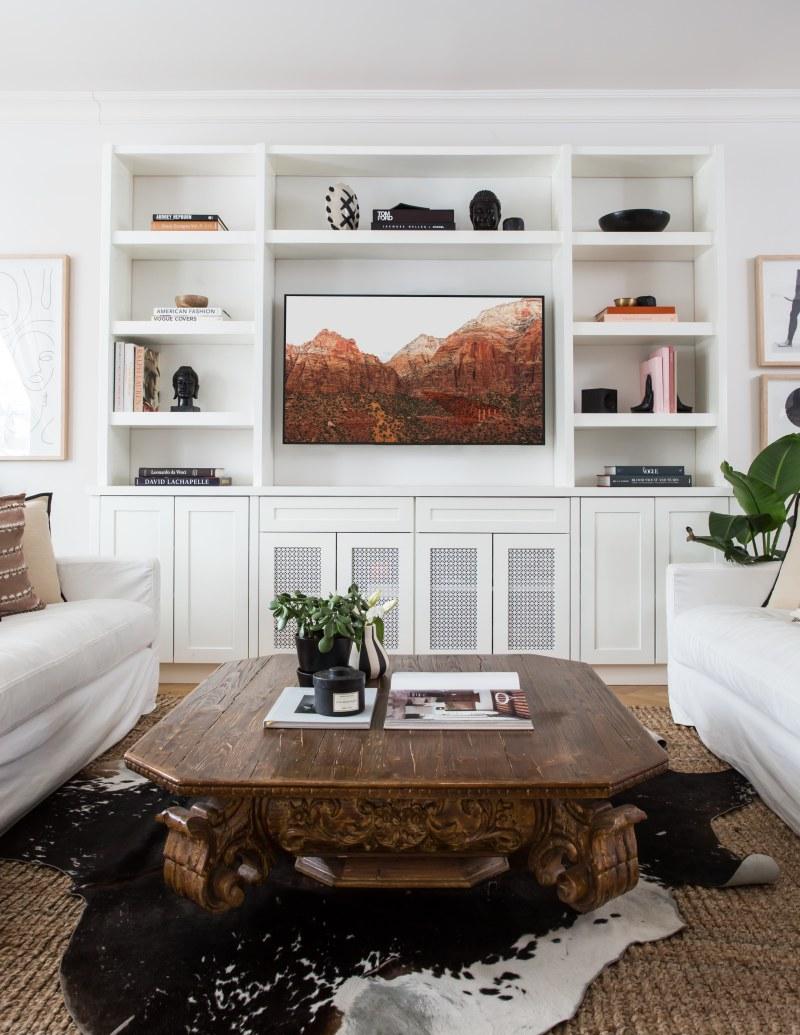 35 Rustic Living Room Ideas Modern Farmhouse And Chic Decor
