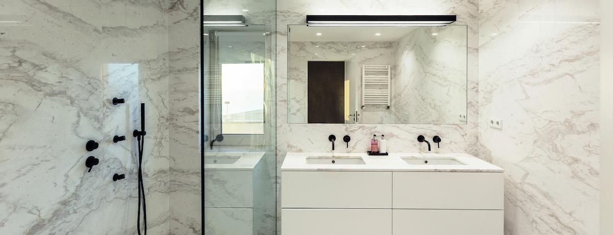 35 marble bathroom ideas tiles