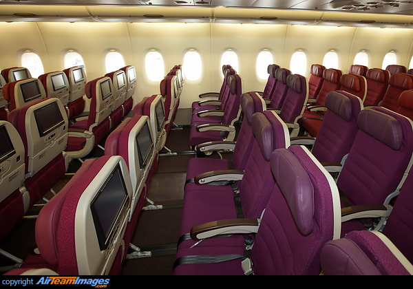 Image result for malaysia airlines a380 economy