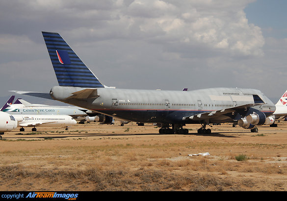 Boeing 747 422 N195ua Aircraft Pictures Amp Photos