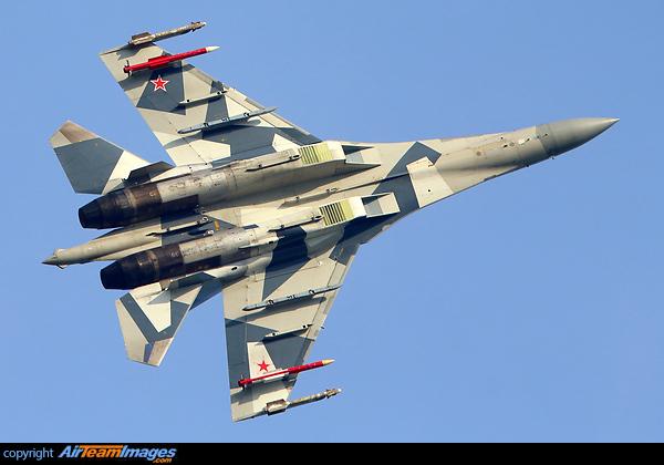Sukhoi Su-35BM (902 BLACK) Aircraft Pictures & Photos ...