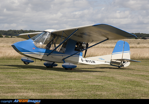 Quad City Challenger II (G-MYGM) Aircraft Pictures ...