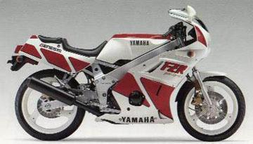 Yamaha Fzr400 90 Fz 700 Fzr 600 750 Fazer