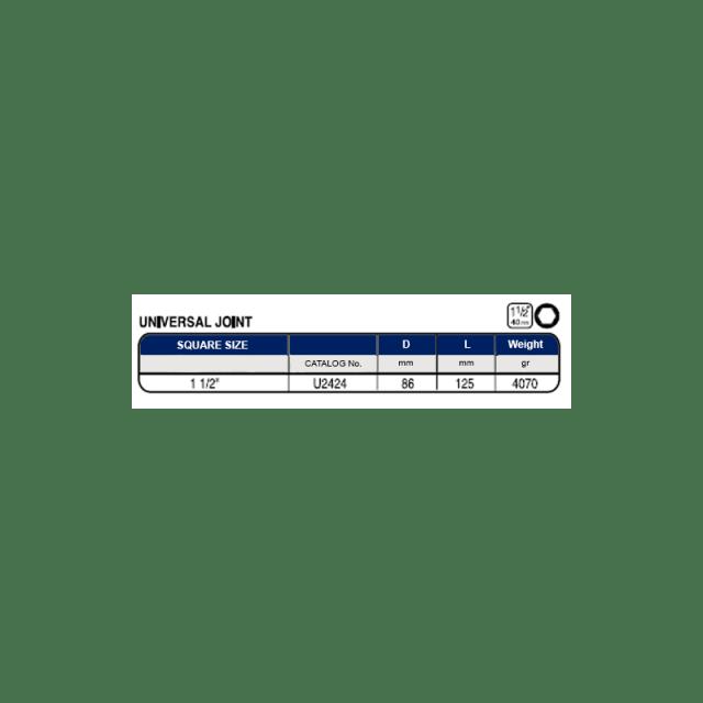 TABELLA 1 1 2 SQ DRIVE UNIVERSAL JOINT 1 Avvitatori per assemblaggio industriale La miglior qualità di una bussola per avvitatura è riscontrabile dalla capacità di sopportare il maggior numero di colpi ad impatto generati dagli utensili, dalla precisione con cui avviene l'accoppiamento tra l'albero di uscita dell'avvitatore ed il drive ( attacco quadro) della bussola e dalla qualità del materiale in cui la bussola viene realizzata. Le bussole OZAT di Airtechnology sono inoltre realizzate con speciali lavorazioni che combinano le tradizionali elettroerosioni in uno speciale bagno chimico .Tale procedimento conferisce alle bussole caratteristiche di resistenza all'usura e robustezza all'utilizzo uniche nel mercato.