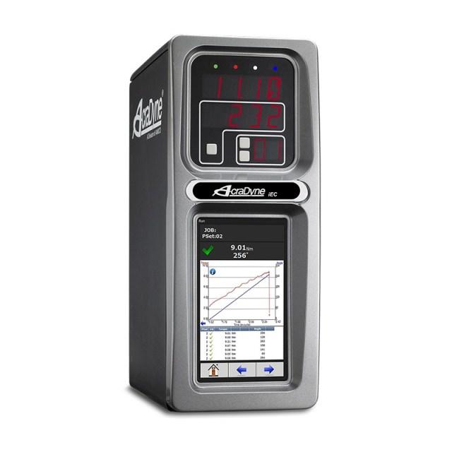 Sistema di avvitatura elettronico Acradyne