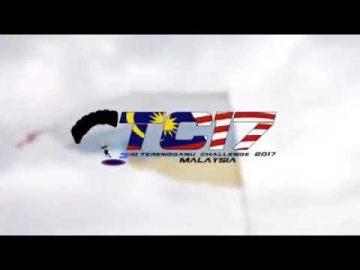 Kejohanan Payung Terjun ATM di Gong Badak, Terengganu 2017