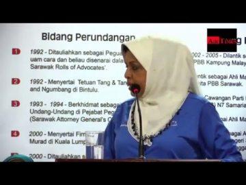 #AirTimes: Majlis Pelancaran Jentera Jalinan Rakyat Bersama Pemimpin DUN N07 Samariang, Kuching