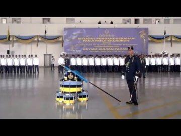 #AirTimes: Pasukan Khas Udara (PASKAU) Dan Empat Skuadron Penerbangan TUDM Di Anugerah Panji-panji