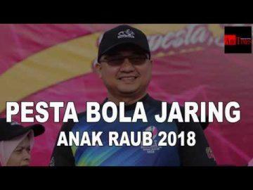 Pesta Bola Jaring Anak Raub 2018
