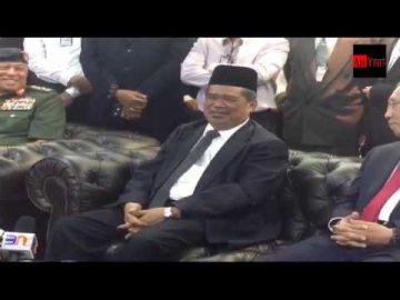 #Live: Hari pertama YB Mohamad Sabu bertugas sebagai Menteri Pertahanan