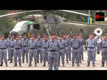 Perbarisan Perpindahan Permulaan Pangkalan Udara Kuala Lumpur