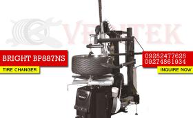 BRIGHT BP887NS tire changer-bluechip-hunter-ranger-hitech-affordable