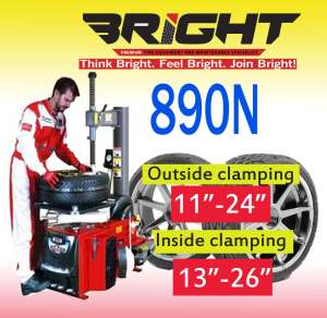 For sale and buy Bright 890N Tire changer in Philippines-davao-cebu-cagayan-de-oro-metro-manila