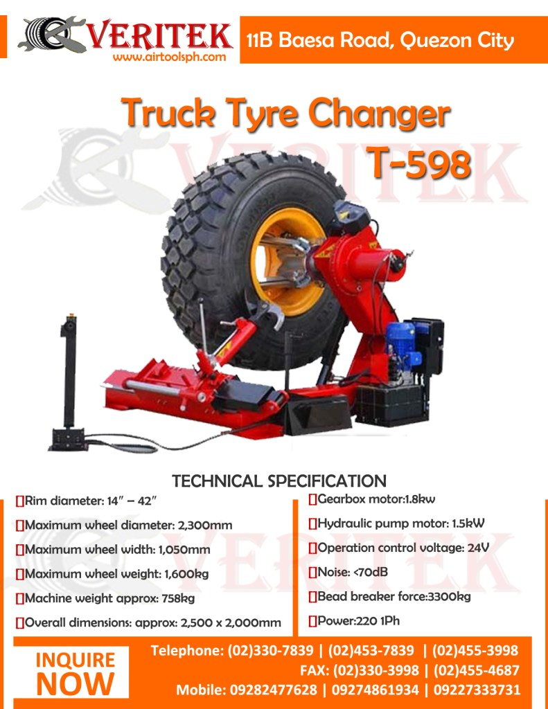 For Sale Truck Tire Changer in Abra Philippines,For Sale Truck Tire Changer in Agusan Philippines,For Sale Truck Tire Changer in Agusan Philippines,For Sale Truck Tire Changer in Aklan Philippines,For Sale Truck Tire Changer in Alabel Philippines,For Sale Truck Tire Changer in Albay Philippines,For Sale Truck Tire Changer in Antipolo[xxii] Philippines,For Sale Truck Tire Changer in Antique Philippines,For Sale Truck Tire Changer in Apayao Philippines,For Sale Truck Tire Changer in Aurora Philippines,For Sale Truck Tire Changer in Bacolod[21] Philippines,For Sale Truck Tire Changer in Balanga Philippines,For Sale Truck Tire Changer in Baler Philippines,For Sale Truck Tire Changer in Bangued Philippines,For Sale Truck Tire Changer in Basco Philippines,For Sale Truck Tire Changer in Basilan[iv] Philippines,For Sale Truck Tire Changer in Bataan Philippines,For Sale Truck Tire Changer in Batanes Philippines,For Sale Truck Tire Changer in Batangas Philippines,For Sale Truck Tire Changer in Batangas City Philippines,For Sale Truck Tire Changer in Bayombong Philippines,For Sale Truck Tire Changer in Benguet[vi] Philippines,For Sale Truck Tire Changer in Biliran Philippines,For Sale Truck Tire Changer in Boac Philippines,For Sale Truck Tire Changer in Bohol Philippines,For Sale Truck Tire Changer in Bongao[36] Philippines,For Sale Truck Tire Changer in Bontoc Philippines,For Sale Truck Tire Changer in Borongan Philippines,For Sale Truck Tire Changer in Bukidnon Philippines,For Sale Truck Tire Changer in Bulacan Philippines,For Sale Truck Tire Changer in Cabadbaran[ii][7] Philippines,For Sale Truck Tire Changer in Cabarroguis Philippines,For Sale Truck Tire Changer in Cagayan Philippines,For Sale Truck Tire Changer in Cagayan de Oro[21] Philippines,For Sale Truck Tire Changer in Calapan Philippines,For Sale Truck Tire Changer in Camarines Philippines,For Sale Truck Tire Changer in Camarines Philippines,For Sale Truck Tire Changer in Camiguin Philippines,For Sale Truck Tire Ch