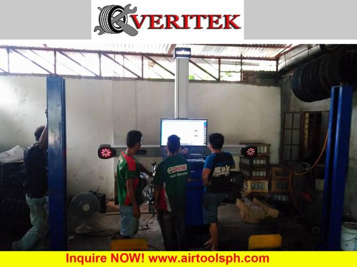 Pitstop Auto Service Center-Quirino Province-Veritek incorporated client-tire changer-wheel aligner-wheel balancer-underchasis (10)
