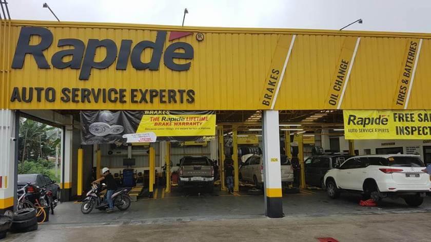 Rapide Auto Service Expert - Polomolok-Veritek incorporated client-tire changer-wheel aligner-wheel balancer-underchasis (2)