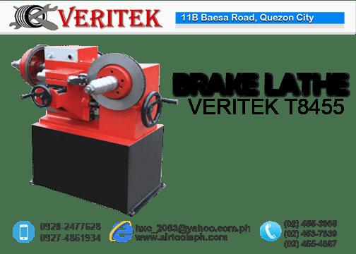 For sale Brake lathe machine T-8455
