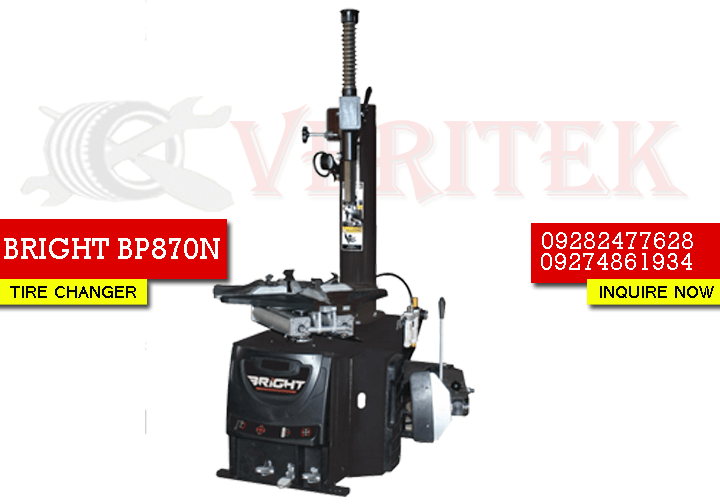 Bright Bp870n Wolf Tire Changer Henry Import Export Corporation