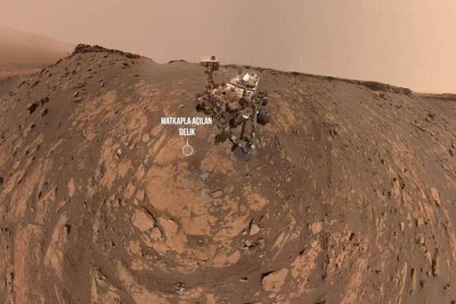 Curiosity kendini böyle hatırlattı - AirTurkHaber.com 15
