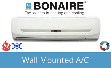 Bonaire Wall Mounted Air Conditioning Systems