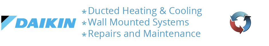Daikin Product Page Banner