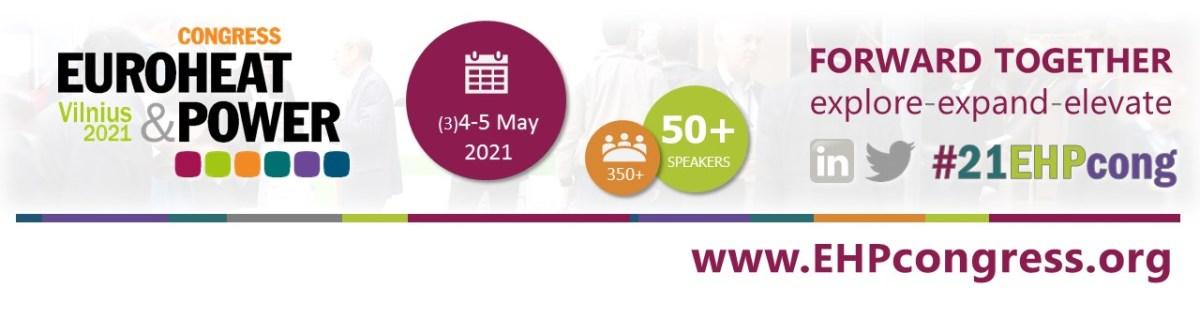 Congresso EuroHeat & Power
