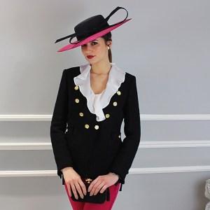 Pamela bicolor modelo Candela