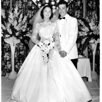 MARRYING THE LOVES OF OUR LIVES IN 1957 – comin' up on 60!