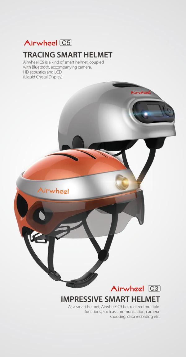 customer intelligent helmet