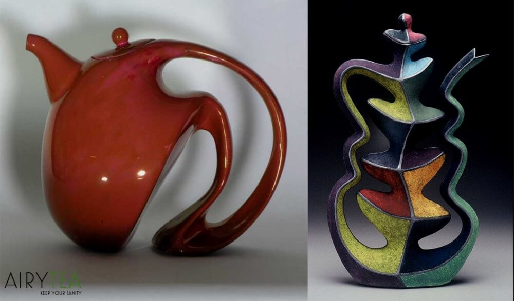 18 Incredible And Slightly Weird Teapots