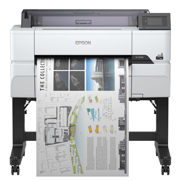 Epson T3460 large Format A0 Printer