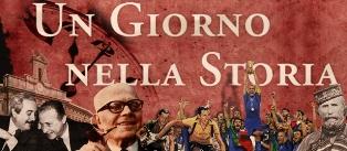 UN GIORNO NELLA STORIA: LE NUOVE PUNTATE SU RAI ITALIA