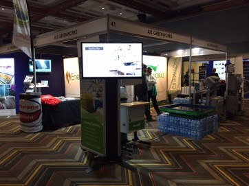 PCA2015 - Trade booth