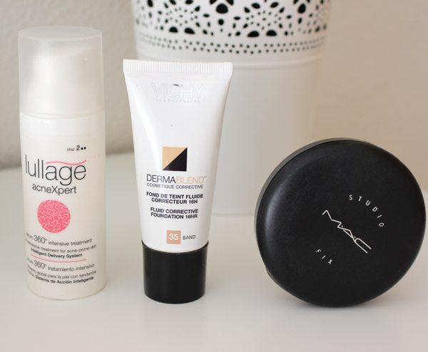 Maquillaje pieles con acne