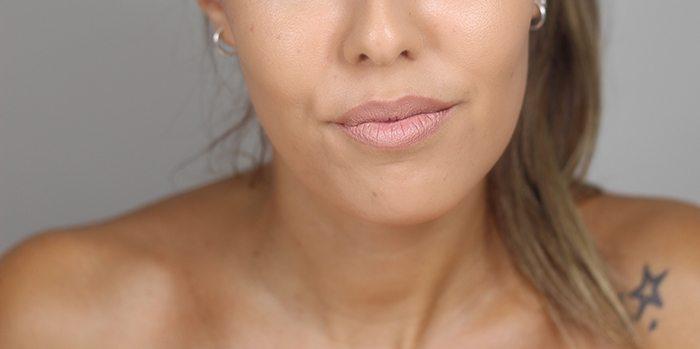 Sexy nude lips Aishawari