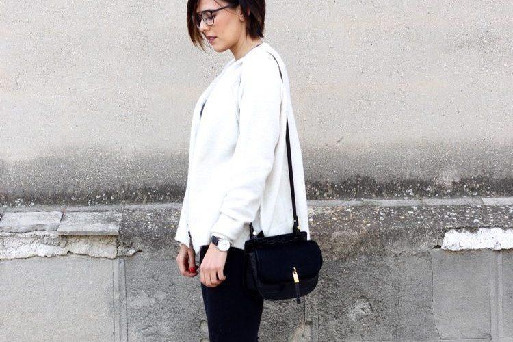 MODA: black, white, grey, repeat