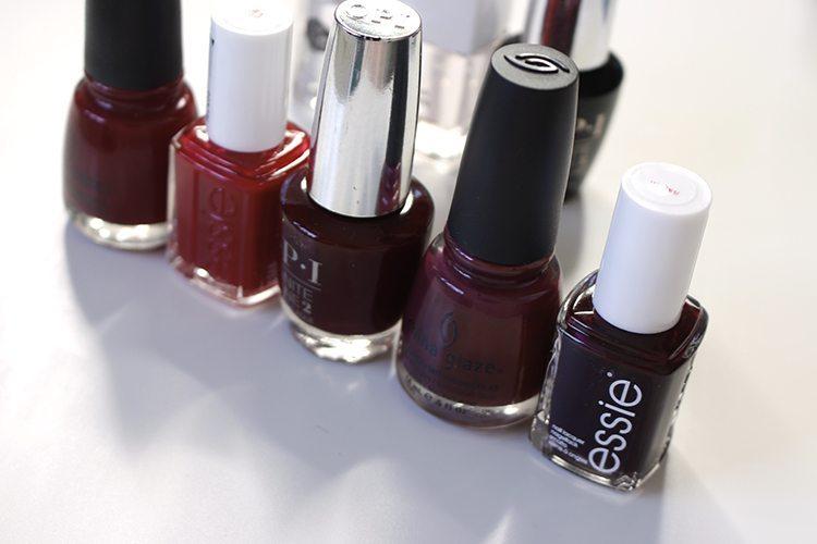 Mis esmaltes de uñas favoritos
