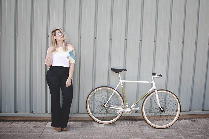 Bici fixie moda