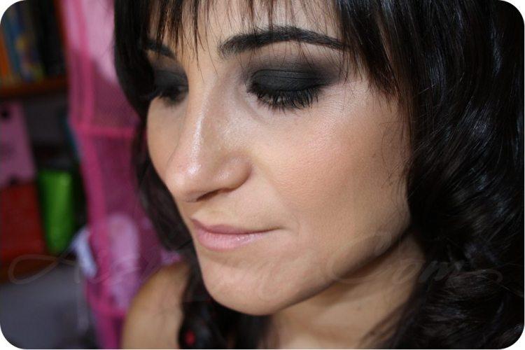 Maquillaje con Cristina