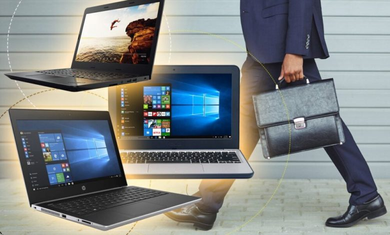 HP Business laptops UK