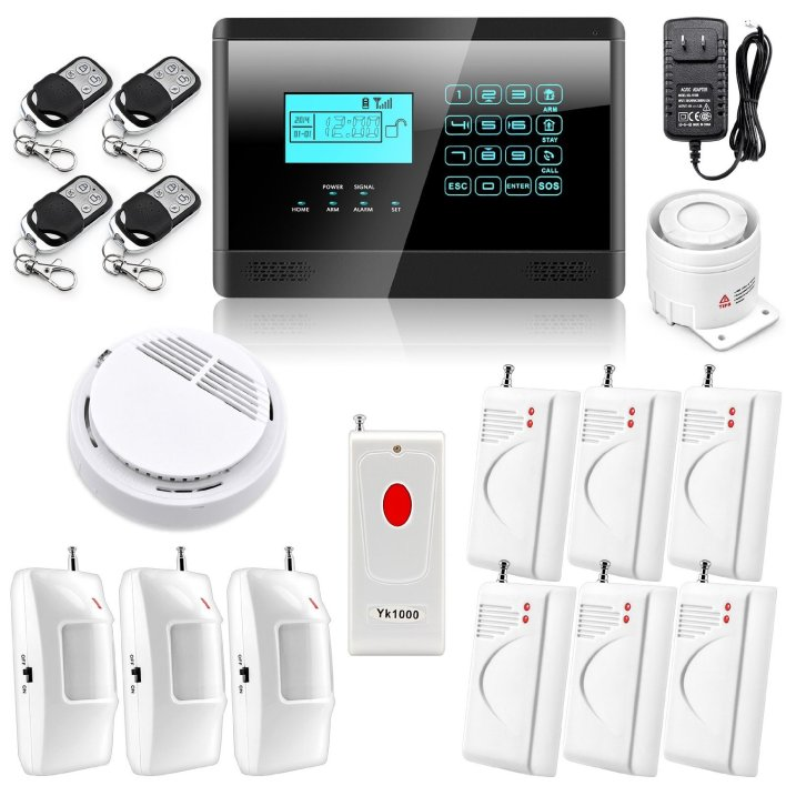 best alarm systems for home UK