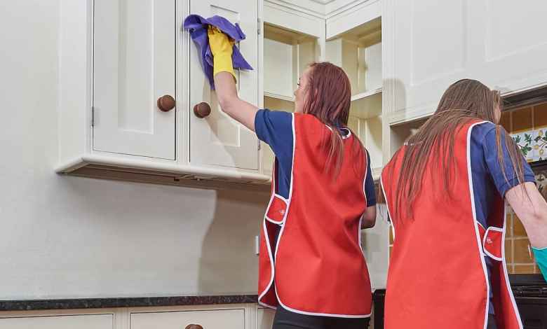End of tenancy Cleaning Retford