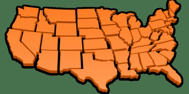 Continental United States, excluding Alaska & Hawaii