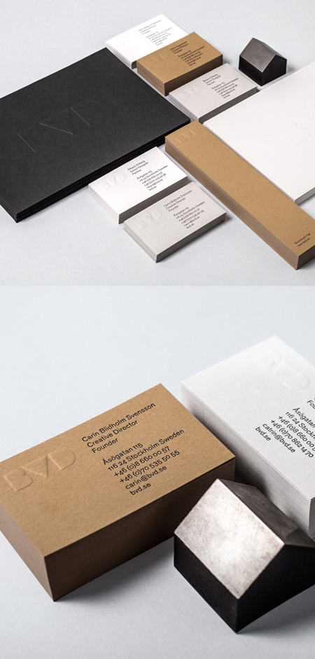 Bvd stationery