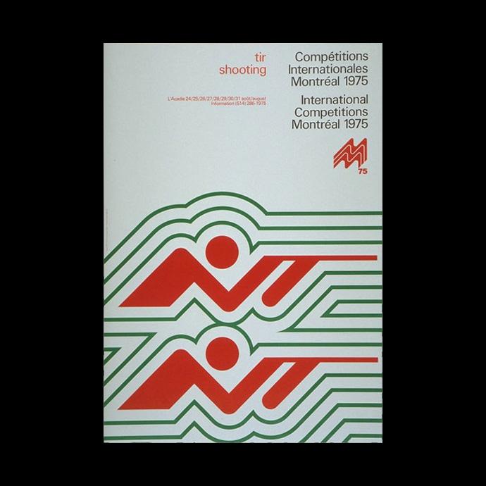 Montréal Olympics Test Event Posters