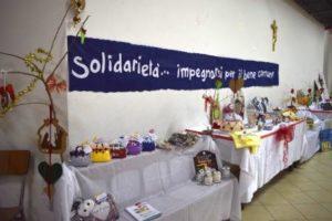 AIS Seguimi Centro Solidart Roma. Esposizione degli oggetti siamo quasi pronti