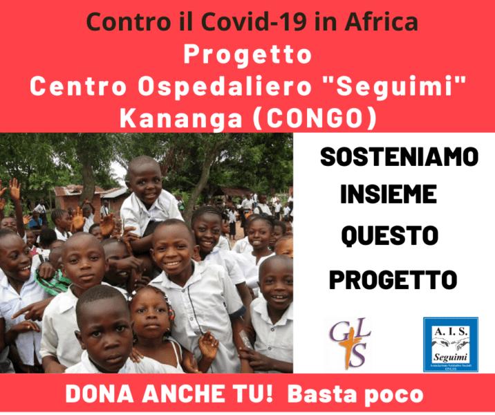 Seguimi - contro il covid-19 in Africa